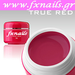 Color Gel - True Red