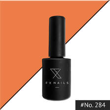 Gel Polish AnGel 15ml - 284 - Orange