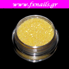 Glitter dust Lemon