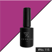 Gel Polish AnGel 15ml - No115 Dark Fucshia