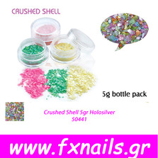 Crushed Shells 5gr Holosilver