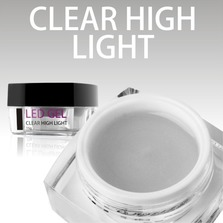 LED GEL CLEAR 15ML