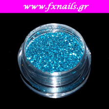 Glitter dust Tourquise