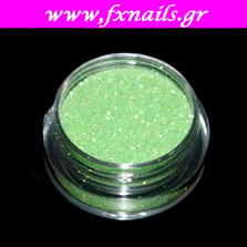 Glitter dust Applegreen