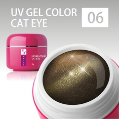 Color Gel Cat Eye No6
