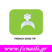 Tips French Edge 100pcs