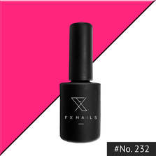 Gel Polish 15ml - 232 Neon Pink