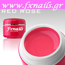 Color Gel  - Red Rose