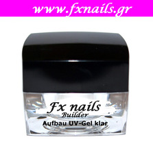Gel τριφασικό  BUILDER 15ml CLEAR