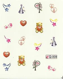 Water Sticker 50403