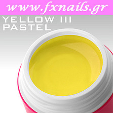 Color Gel 5ml - Yellow