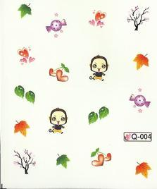 Water Sticker 50904