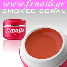 Color Gel 5ml - Smoked Coral