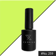 AnGel FxNails - Lime Green
