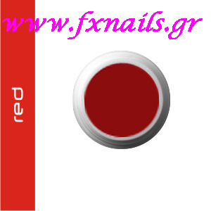 Color Gel 5g - Red