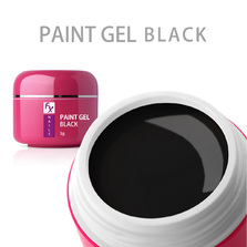 Paint Gel Black 5ml