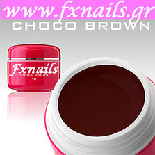 Color Gel 5ml - Choco Brown